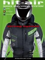 Echipament moto cu airbag – sigur, accesibil si recomandat